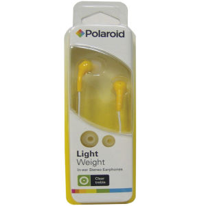 Polaroid  In-Ear Earbud  - Yellow