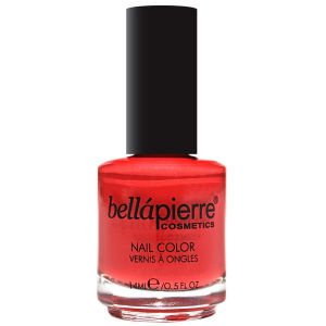 Bellápierre Cosmetics Nail Polish Single Coral Peach