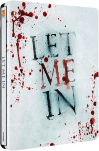 Let Me In - Zavvi Exclusive Limited Edition Steelbook (Ultra Limited Print Run) (UK EDITION)