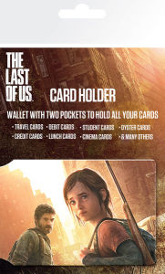 Porte-Cartes The Last of Us - Ellie and Joel
