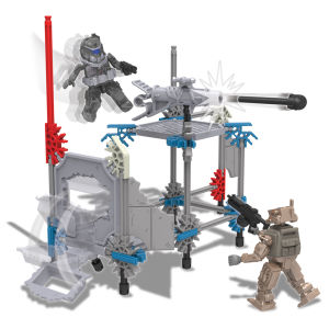 Jeu de Construction K'NEX IMC Pilot Attack (69498)