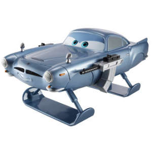 Cars 2: Oversized Die Cast Hydrofoil Finn Mcmissile