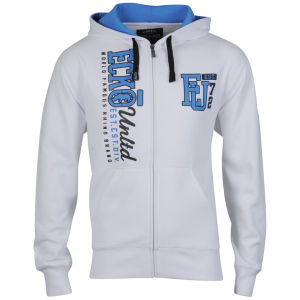 Ecko Men's Full Zip Berkley Hoody - White