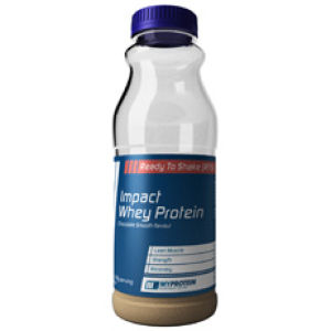 Myprotein RTS Impact Whey Protein (Sample)