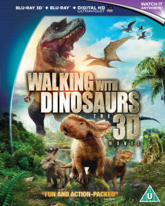 Walking With Dinosaurs 3D (Bevat 2D Versie en UltraViolet Copy)