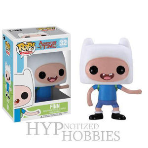Adventure Time Finn Pop! Vinyl Figure