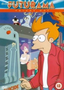 Futurama - Seizoen 1 Box Set