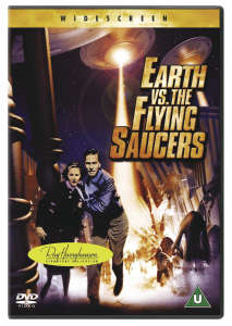 Earth vs Flying Saucers