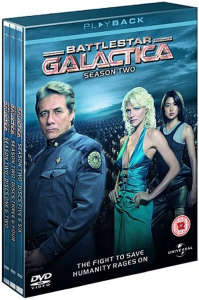 Battlestar Galactica - Seizoen 2