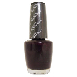 Vernis à ongles OPI Black Cherry Chutney 15ml
