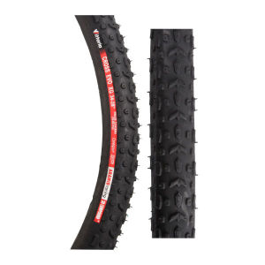 Vittoria Cross Evo XG Tubular CX Tyre Black 28in x 34mm + FREE Inner Tube