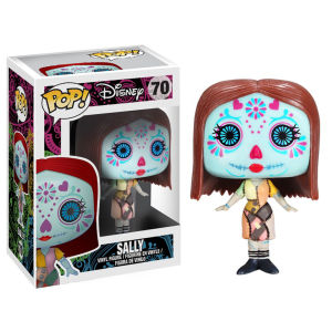 Nightmare Before Christmas Sally Day Of The Dead Pop! Vinyl Figure