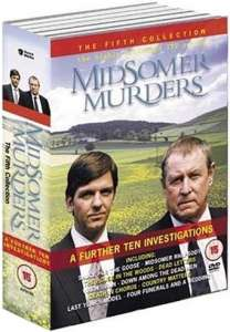 Midsomer Murders - The Fifth Collection - A Further 10 Investigations