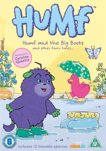 Humf: Humf and the Big Boots