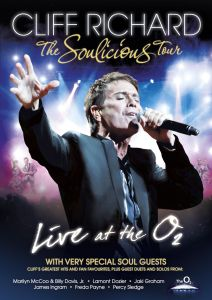 Cliff Richard: The Soulicious Tour