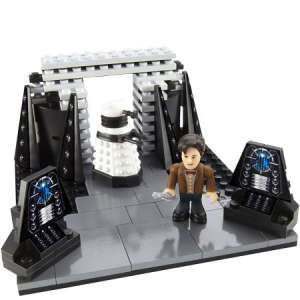 Doctor Who - Character Building Dalek Progenitor Room Mini Playset