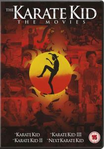 Karate Kid - Complete Set