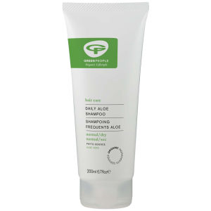 Green People Daily Aloe Shampoo (200ml)
