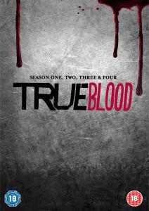 True Blood - Seasons 1-4