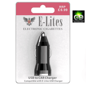 E-Lite Car Charger For Electronic Cigarette