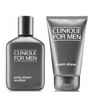 Clinique For Men Rasiercreme & Post-Shave Healer (Bündel)