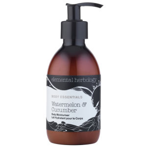 Elemental Herbology Watermelon and Cucumber Body Moisturizer