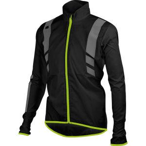 Sportful Reflex 2 Jacket - Black/Yellow Fluo
