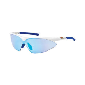 Northwave Razer Sports Sunglasses - White/Blue