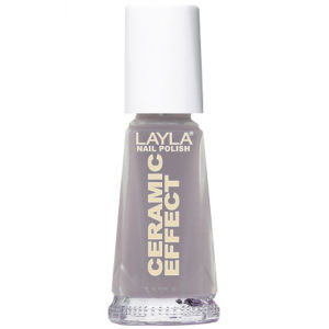 Layla Cosmetics Ceramic Effect Nail Polish N.50 Sweet Concrete (10ml)