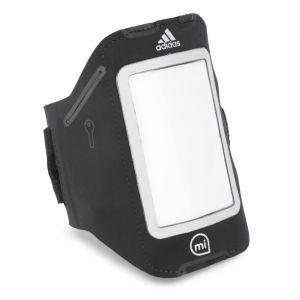 adidas Media Arm Pocket - Black/Silver