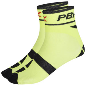 PBK Socks - Yellow Fluo