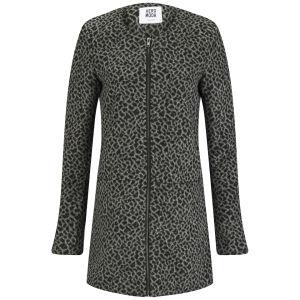 Vero Moda Women's Darling Boyfriend Coat - Black