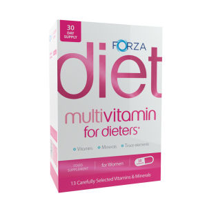 Forza Multivitamin for Dieters (Women) - 30 Capsules