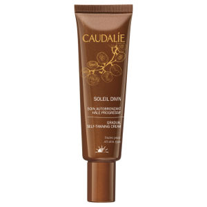Caudalie Teint Divin Gradual Self Tanning Cream (30ml)
