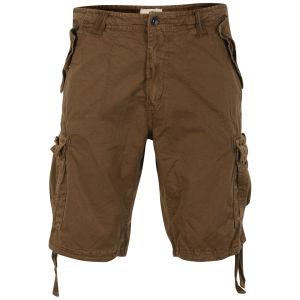 Ringspun Männer Iniesta Shorts - Tabak