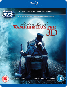 Abraham Lincoln: Vampire Hunter 3D (+ 2D)