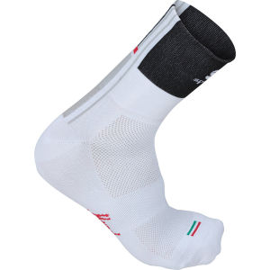 Sportful Gruppetto 12Cm Socks - White/Black