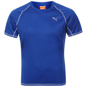 Puma Men's Drycell Running T-Shirt - Blue