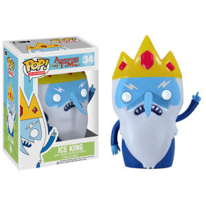 Adventure Time Ice King Pop! Vinyl Figure
