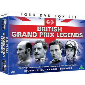 British Grand Prix Driving Legends