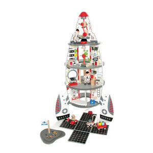 Hape Discovery Spaceship & Lift Off Rocket