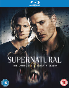 Supernatural - Seizoen 7 - Compleet