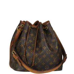 Louis Vuitton Vintage LV Monogram Epi Bucket Bag - Brown