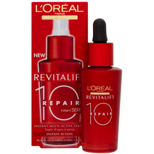 L'Oreal Paris Dermo-Expertise Revitalift Repair 10 Instant Serum. (30 ml)