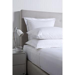 Christy 250 Egyptian Cotton Flat Sheet - Linen
