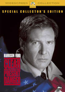 CLEAR AND PRESENT DANGER (Speciale Editie) (DVD)