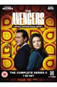 The Avengers - Series 5 (Digitally Remastered)