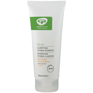Green People Clarifying Vitamin Shampoo (200ml)