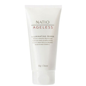 Prebase iluminadora Ageless de Natio (50 mg)