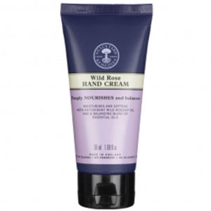 NEAL'S YARD REMEDIES WILD ROSE HAND CREAM (50ML)